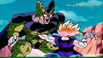 Dragon Ball Z Cell vs Gohan Fandub Español Latino