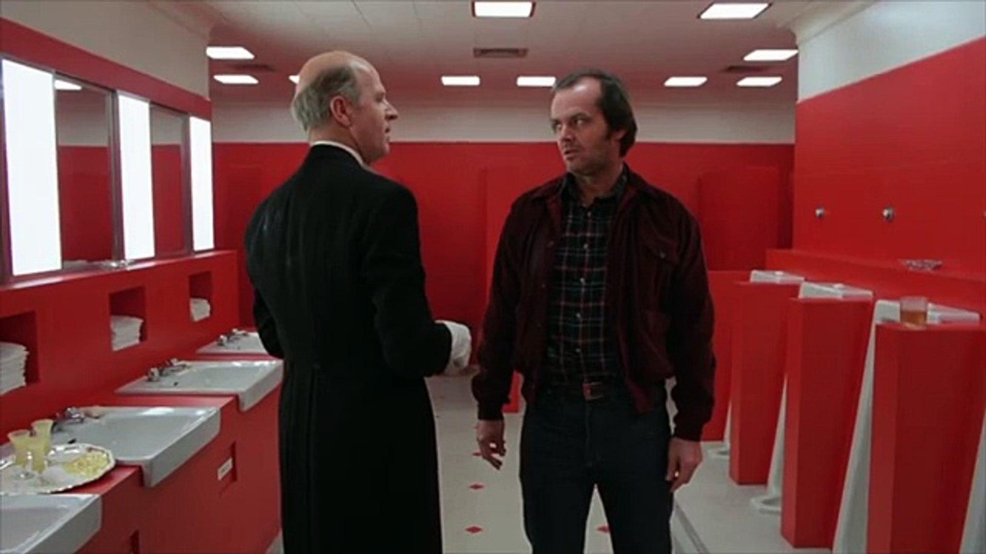 The Shining Mr Grady Full Scene Wide Screen