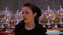 12_13 rencontre SARAH SEULIN open féminin de GIEN