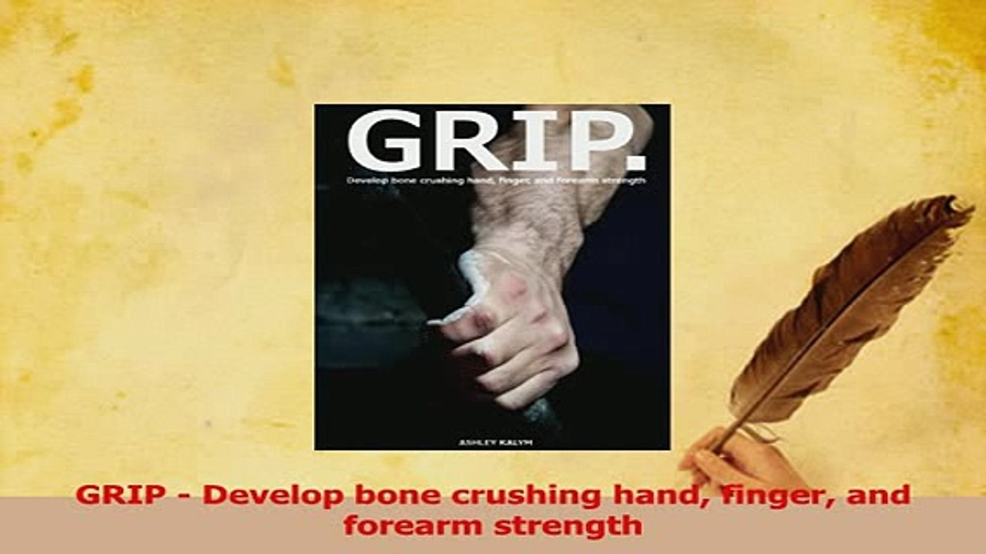 Animal Crush Porn Free Videos read grip develop bone crushing hand finger and forearm strength ebook  online