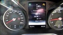 Mercedes Benz C200 C Class W205 Engine How Quiet Cabin Noise