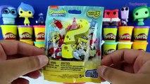 GIANT BING BONG Surprise Egg Play Doh   Disney Pixar Inside Out Toys Minecraft Shopkins