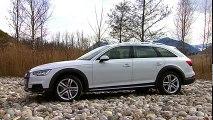 Audi A4 allroad 2016   3.0 TDI   quattro   ATMO   Test   Drive Report - 2016 Audi A4 allroad quattro (Design)