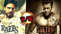 Shahrukh Vs Salman Again On The Releasing Date Of Raees And Sultan #Bollywood #ViaNet Media