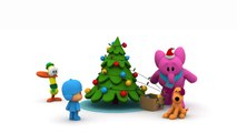 Christmas with Pocoyo: Lets decorate the Christmas tree! (3/3)