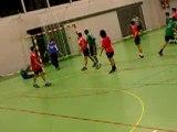csl aulnay handball contre maison alfort