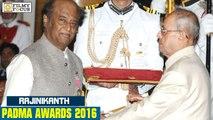 Rajinikanth Honoured with Padma Vibhushan - Filmyfocus.com