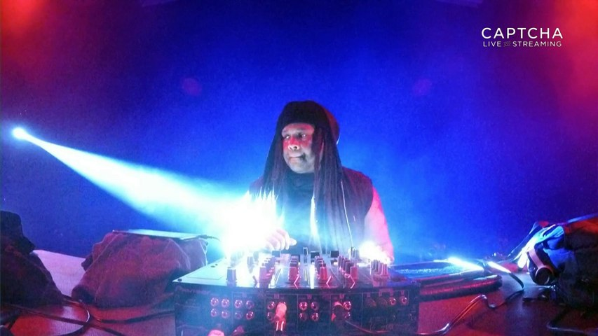 Hieroglyphic Being (Live) @ Electronica en Abril LCE