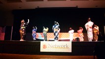 7. JP Night 2016 - Performance #1 - Japanese Traditional Dance (Part 1)