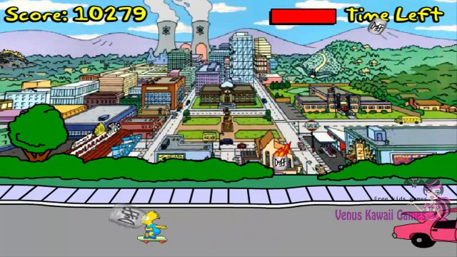 The Simpsons Online Game Episode Homers Ber Run
