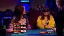 Jennifer Tilly bluffs Luke Schwartz on the river in high stakes cash game