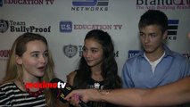Girl Meets World   NEW TV SHOW   Sabrina Carpenter, Rowan Blanchard, Peyton Meyer INTERVIEW