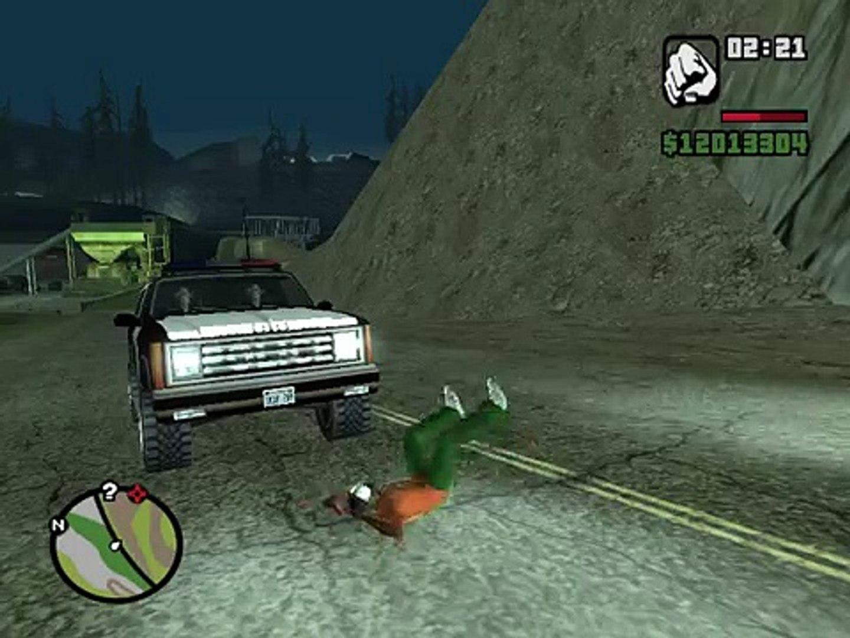 GTA San Andreas And xXx