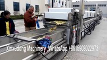 automatic potato chips production line like Lays chips