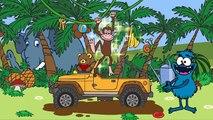 Clown Choocha Funnyboy - JUNGLE STORY! - Interactive Cartoon Games!
