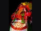 Kathakali dance Part 3, Love and death, in Cochin (Kochi) in Kerala - My S-W India 1 17