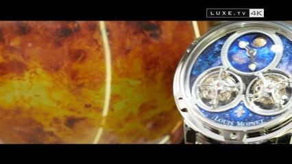 Baselworld : venus des étoiles, les modèles signés Louis Moinet