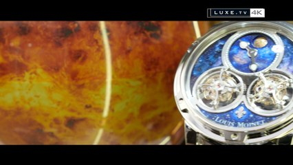 Baselworld: from the stars, the new models signed by Louis Moinet