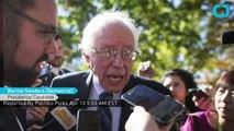 Senator Jeff Merkley Endorses Bernie Sanders