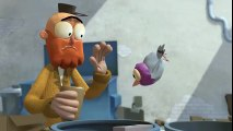 CGI Animated Short Film HD   My Little Friend Short Film  by Eric Prah