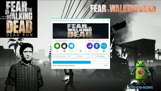 Fear the Walking Dead Dead Run / Cheat [Unlimited Coins + Unlocked All Episodes, All Characters]