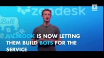 Facebook Welcomes 'Chat Bots'