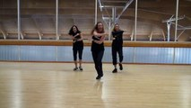 """""""Expensive"""" by Tori Kelly (feat. Daye Jack) - dance fitness choreo by Alana and Gino Johnson"""