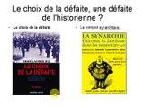 Annie Lacroix-Riz historienne ou militante politique ?