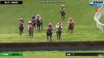 Terrible drame pendant une course hippique : un cheval fonce sur des spectateurs
