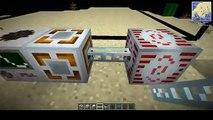 Simple filter system for a buildcraft quarry (Tekkit