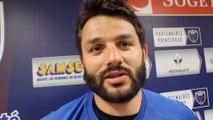Fabrice Estebanez : « Encore un gros match au Stade des Alpes ! »