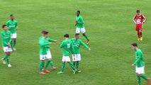 U17 : superbe but des Verts !