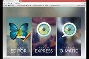 Free Online Photo Editing - Edit Image Online (Pixlr Tutorial) - Create Border On An Image