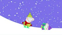 Peppa Pig Family Peppa Pig Crying Little George Crying Peppa Pig Winter Holidays Funny Crying George