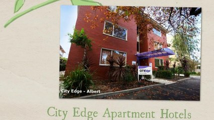Brisbane Apartments Accommodation from City Edge Apartment Hotels
