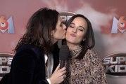 Superkids : Alizée et Faustine Bollaert à la fois super nanas et super mamans !