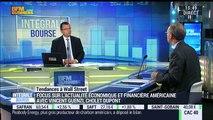 """Les tendances à Wall Street: """"Le marché américain a mieux tenu que les autres marchés, sauf quand il anticipe une remontée des taux de la Fed"""", Vincent Guenzi - 13/04"""