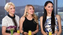 'Real Housewives of New York' Stars Ramona, Dorinda and Jules React to LuAnn's Surprise Engagement