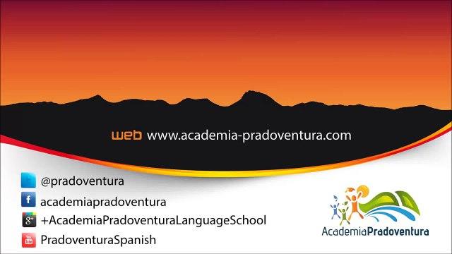 Gramática española: Presente de los verbos regulares   Spanish grammar: Regular verbs in the present