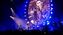 QUEEN AND ADAM LAMBERT..LIVE IN GLASGOW..stone cold crazy.filmed by d.mitchell