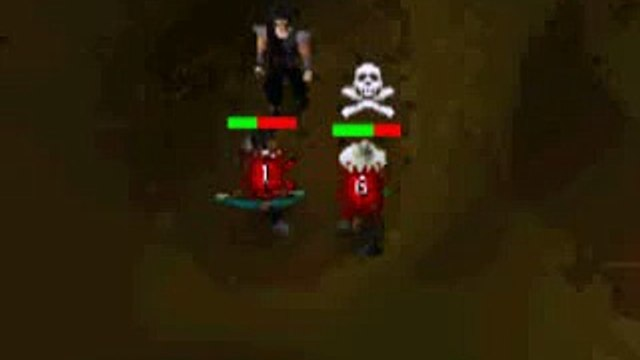Runescape pking - Z4mmyS4int pk-pvp- new pking bh bounty hunter goot loot dragon claws