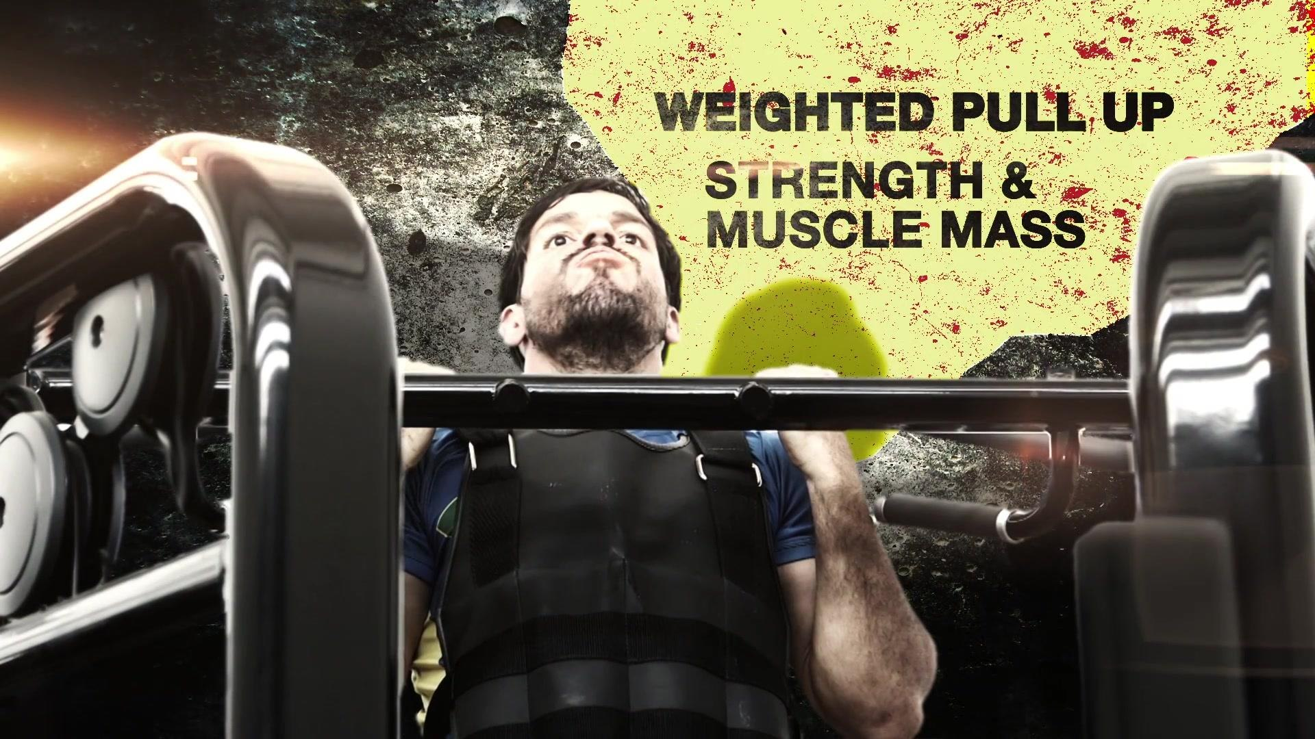 Brazil Coach's Top Gym Tips | Weighted Pull Ups