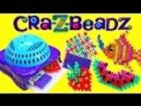 Disney | Cra-Z-Art Shimmer & Sparkle Cra-Z-Beadz Ultimate Creation Studio Fun Crafts for Kids! DisneyCarToys
