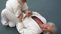 Judo: A Tricky Side-Bend Armlock from the Guard