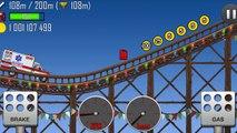 Скорая помощь - AMBULANCE - Hill Climb Racing games - Cartoon Сars for kids Android HD