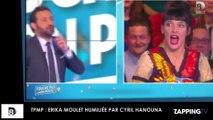 TPMP : Erika Moulet humiliée en direct par Cyril Hanouna pour sa tenue (Vidéo)