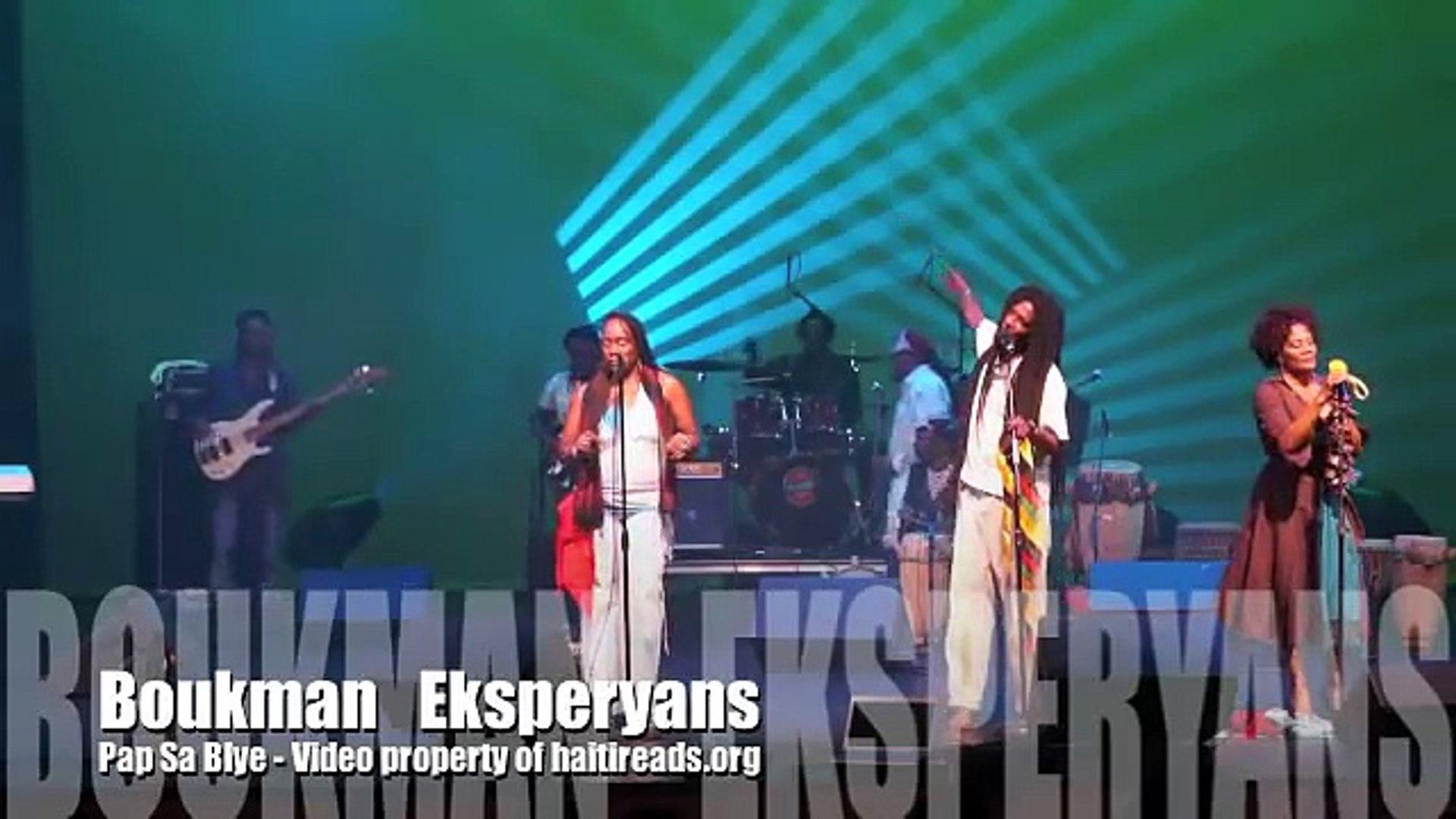 Boukman Eksperyans - Pap Sa Blye - Miami 2012