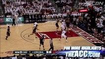 Louisville vs. Virginia Tech Basketball Highlights (2015-16)