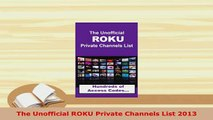 Roku Adult Channels - How To Remove A Roku Channel - video