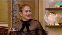 Jennifer Lopez Opens Up About Ex-Husband Marc Anthony in W Magazine